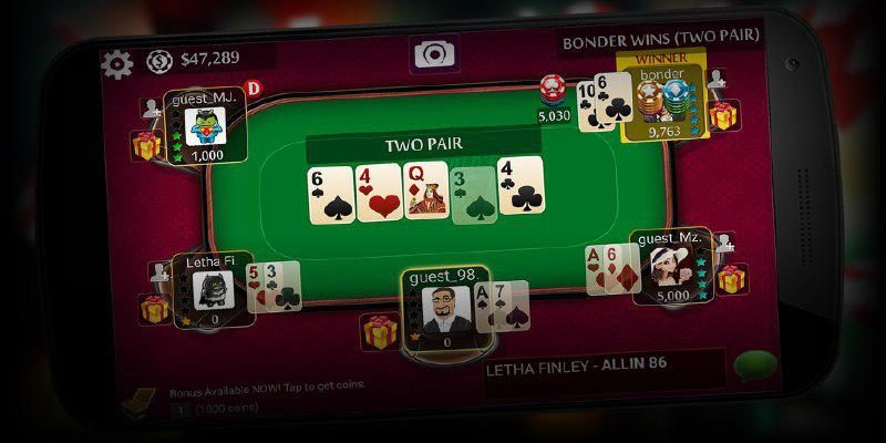 Bestes Online Poker Casino