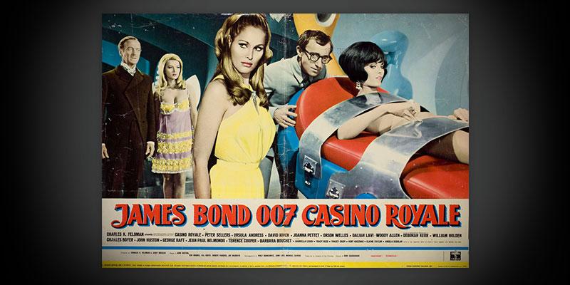 James bond casino royale film online casino classic flashback