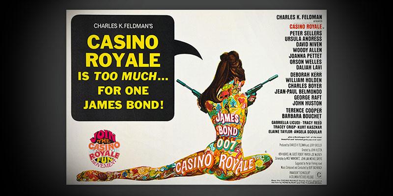 casino royale movie 1967